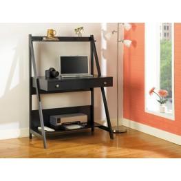 Alamosa Classic Black Ladder Desk