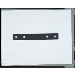 ProPanel Light Grey Straight Connector (In-Line)