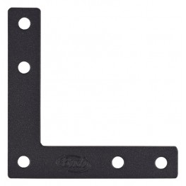ProPanel Light Grey 2 way Connector (L)