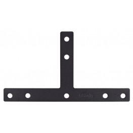 ProPanel Light Grey 3 way Connector (T)