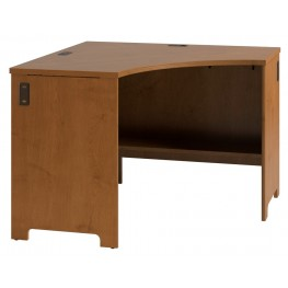 Envoy Natural Cherry Corner Desk