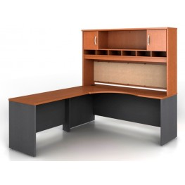 SRC002AUL Series C Auburn Maple Office Set