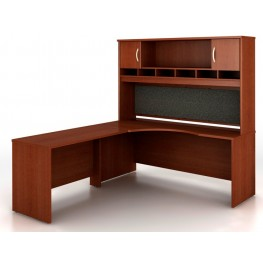 SRC002MAL Series C Mahogany Office Set