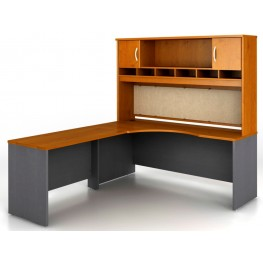 SRC002NCL Series C Natural Cherry Office Set