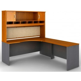 SRC002NCR Series C Natural Cherry Office Set