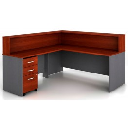 SRC003HC Series C Hansen Cherry Office Set
