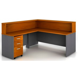 SRC003NC Series C Natural Cherry Office Set