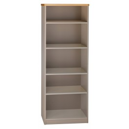 Series A Light Oak 26 Inch 5-Shelf Bookcase