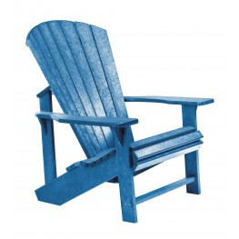 Generations Blue Adirondack Chair