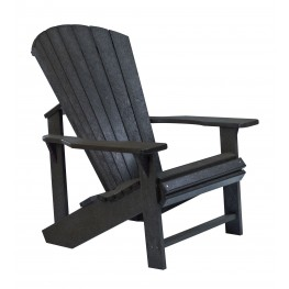 Generations Black Adirondack Chair