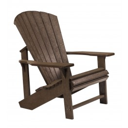 Generations Chocolate Adirondack Chair