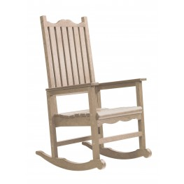 Generations Beige Casual Porch Rocker
