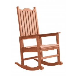 Generations Cedar Casual Porch Rocker