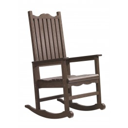 Generations Chocolate Casual Porch Rocker