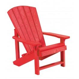 Generations Red Kids Adirondack Chair