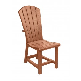 Generations Cedar Adirondack Dining Side Chair