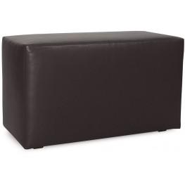 Avanti Black Universal Bench Cover