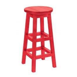 Generations Red Dining Pub Barstool