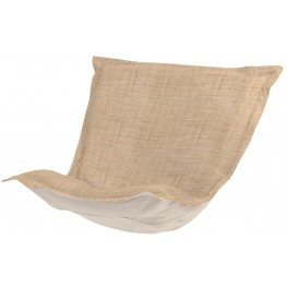 Coco Stone Puff Chair Cover