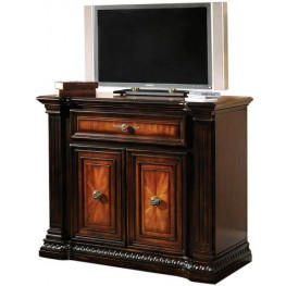 Grand Estates Cinnamon TV Stand