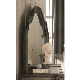 Carlsbad Dark Brown Bevelled Mirror