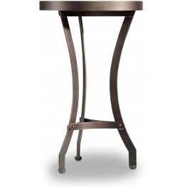 Saint Armand Brown Martini Table