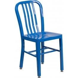 Blue Indoor-Outdoor Chair