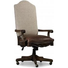 Rhapsody Beige Tilt Swivel Chair