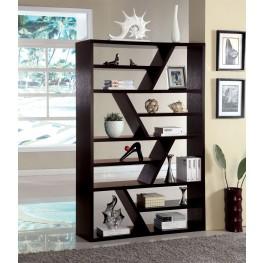 Kamloo Espresso Display Shelf