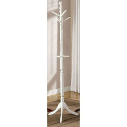 Putnam White Coatrack
