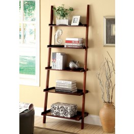 Sion Cherry Ladder Shelf