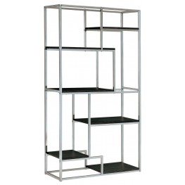 Elvira Chrome Display Shelf