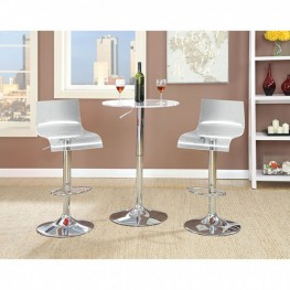 Trixy Chrome Bar Set