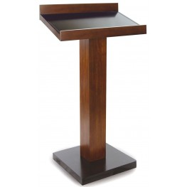 Catalia Dark Oak and Espresso Book Stand