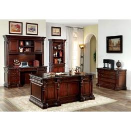Roosevelt Cherry Home Office Set