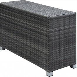 Morgana Dark Gray Side Table