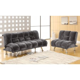 Marbelle Gray Living Room Set