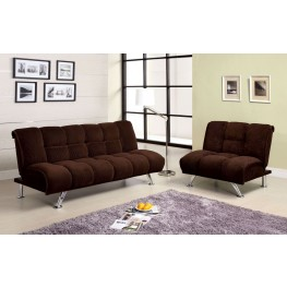 Maybelle Corduroy Living Room Set