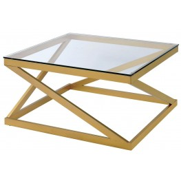 Zoya Gold Coffee Table