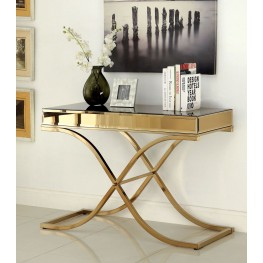 Sundance Brass Sofa Table