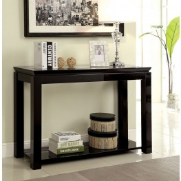 Venta Black Sofa Table