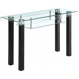 Batesland Ii Black Sofa Table