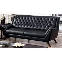 Leia Black Sofa