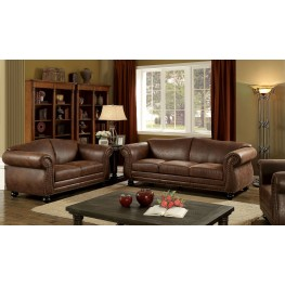 Joni Brown Living Room Set
