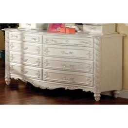 Victoria Pearl White Dresser