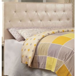 Galen Pearl White Full/Queen Headboard