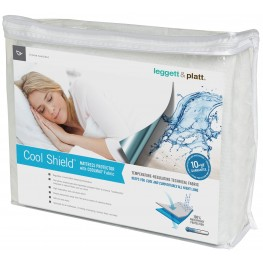 Cool Shield Twin Extra Large Size Mattress Protector