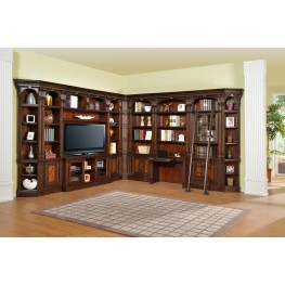 "Corsica 60"" Entertainment Wall Unit"