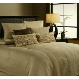 Crescent Heights Queen Bedding Set (9pc)