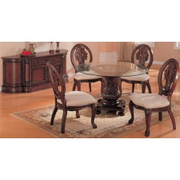 Tabitha Round Dining Room Set